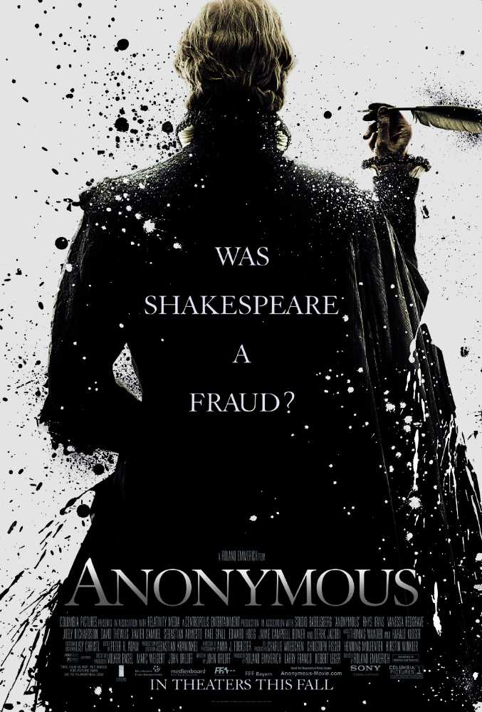 Anonymous (2011) Hindi Dual Audio 720p BBRip 850MB Esubs