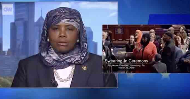 New Muslim Lawmaker Blames Trump, White Nationalism for Christian Prayer