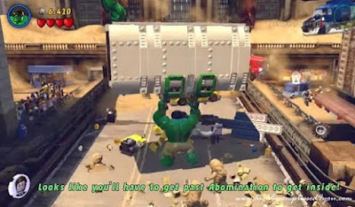 LEGO ® Marvel Super Heroes 04