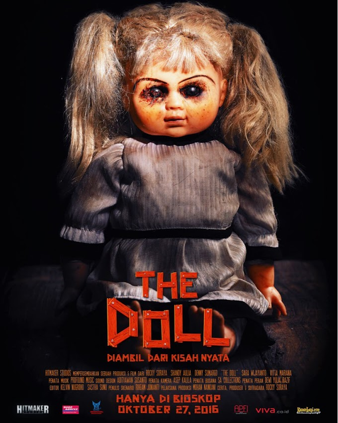 THE DOLL, Film Horor Terbaru Hitmaker Studios