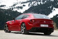 Ferrari FF (2012) Rear Side