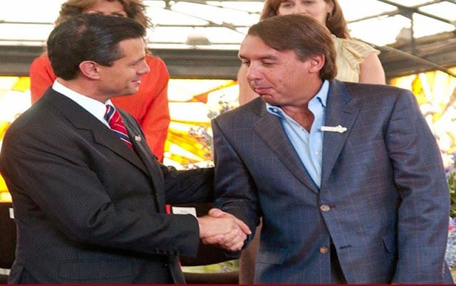 OXXO, Bimbo, Soriana, Televisa...están muy preocupados por la alta popularidad de AMLO, le piden a Peña que lo detenga