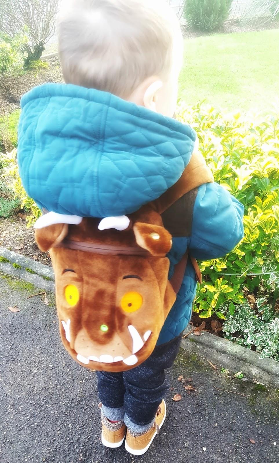 ee5025e5b71 Gruffalo Kids Backpack Review