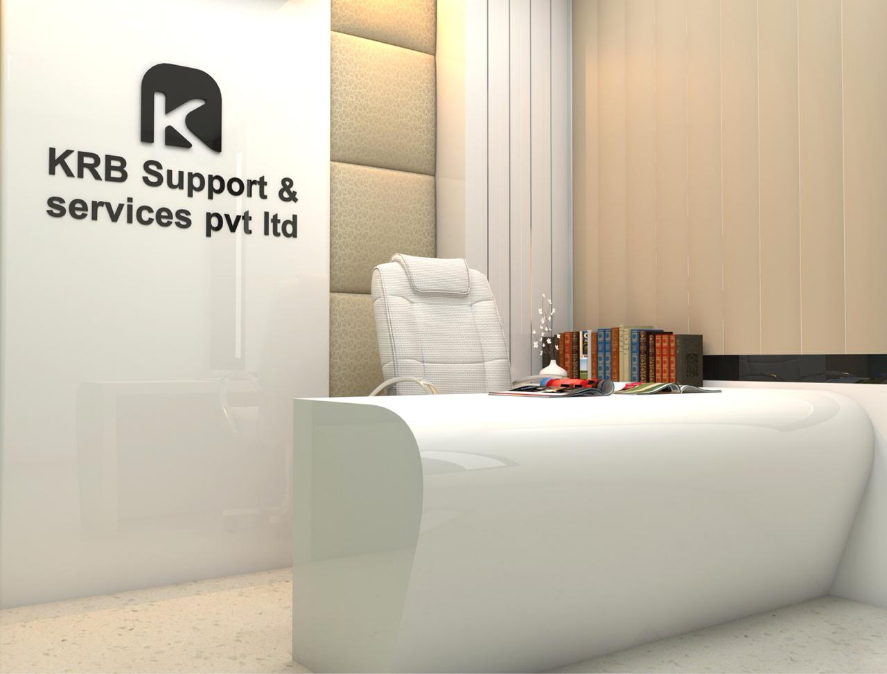 Latest Design Of Office In 300 Sqft Area With Beautiful Furnishing Ideas