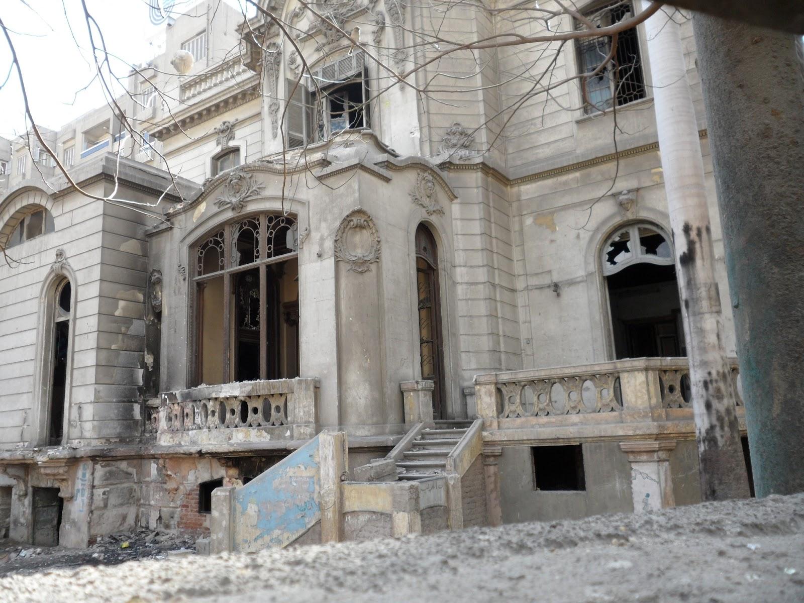 Dr Joris Kila Reports On Feb 1 Fire That Damaged The