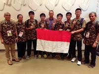 Indonesia Kembali Raih Medali Emas Olimpiade Fisika Internasional di Portugal