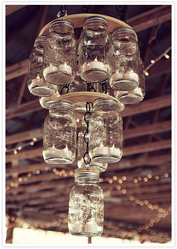 Memorable Wedding: Simple DIY Wedding Decorations