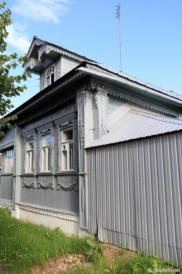 деревянный дом ивановская область