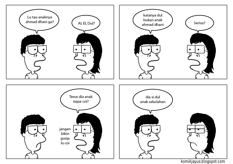 Komik Jayus Badar Miftah