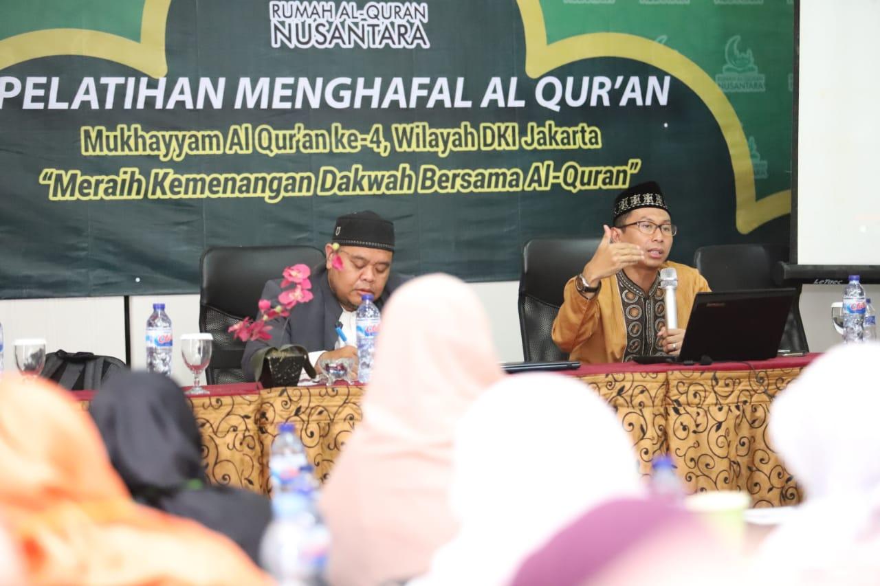 Lahirkan Dai Qurani, Mukhoyyam Quran Wilayah Jakarta Resmi Digelar