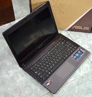 Jual Laptop bekas 2 Jutaan Asus X45U