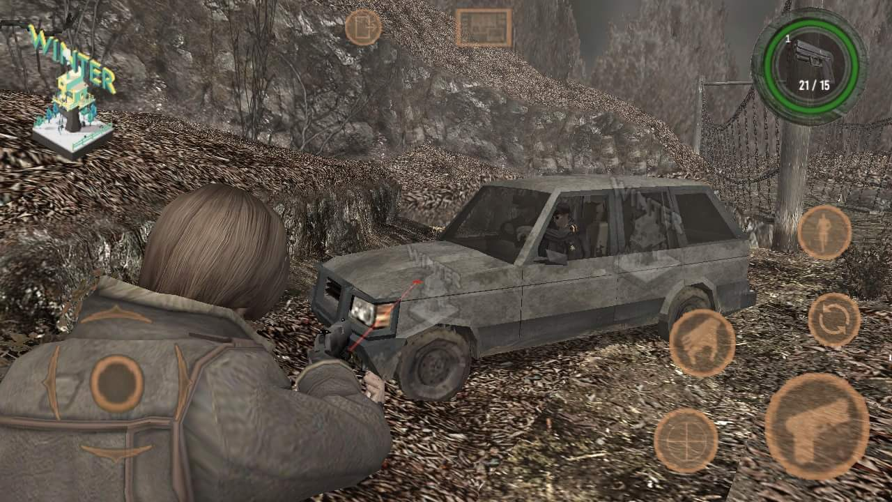 Resident Evil 4 Ppsspp Android Iso