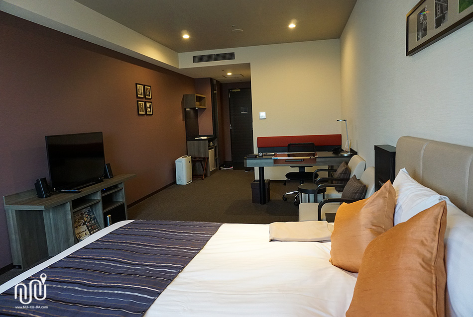 ภาพถายในห้องพักที่ HOTEL MYSTAYS PREMIER Kanazawa พาชมที่พักใกล้สถานีรถไฟ
