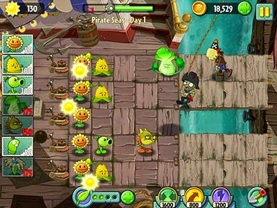 Download Game Gratis Android - Plants Vs Zombies 2 APK | Download Game Gratis : PC dan Android Terbaru