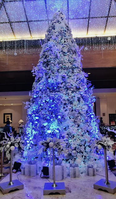 Christmas Tree in Waterfront Airport Hotel and Casino