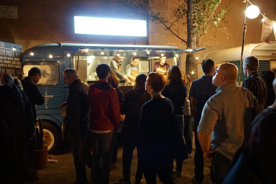 """Cuina sobre rodes: """"Van Van"""", al Parc de la Ciutadella, dins del """"MAC Festival"""""""