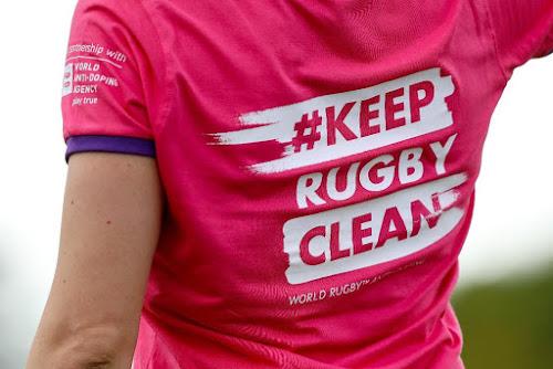 World Rugby anuncia los resultados de su programa antidopaje 2017