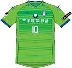 横浜F・マリノス 2016年ユニフォーム-ホーム