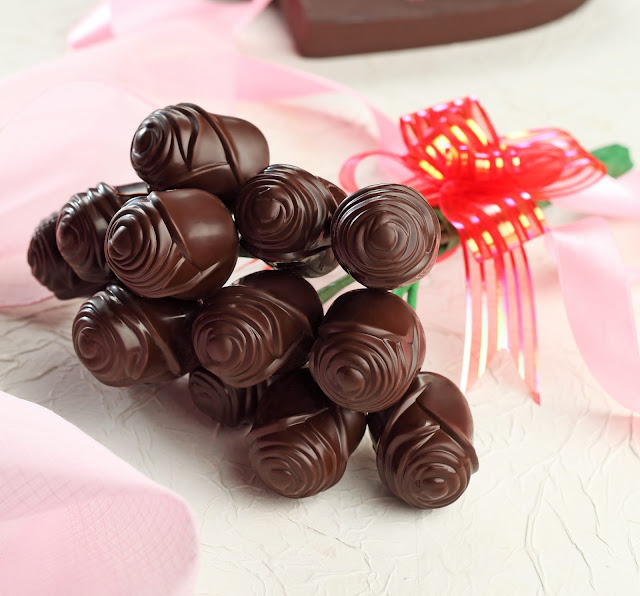 Chocolate Boquets-