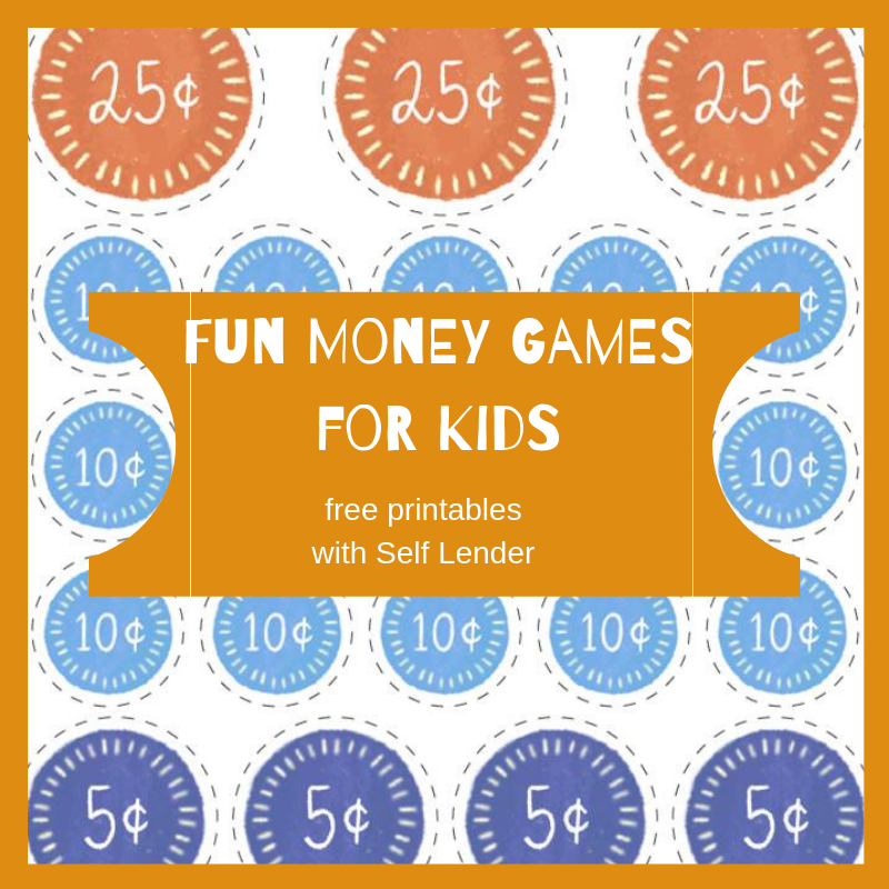 graphic relating to Printable Money Games titled Entertaining Monetary Game titles for Small children (free of charge printables) Trying to keep it Legitimate
