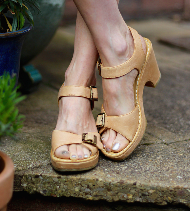 Fake Fabulous | Boho style, Clarks originals sandals.