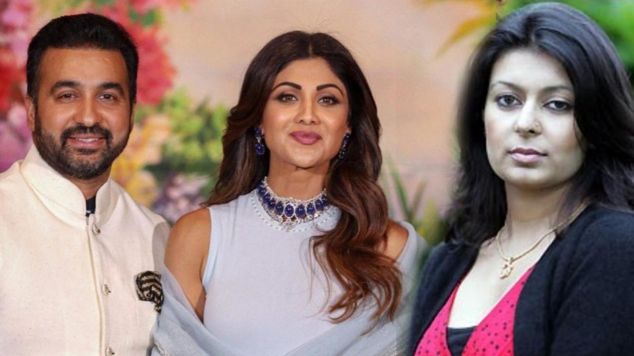 Shilpa Shetty's Husband, Raj Kundra's First Wife Is More