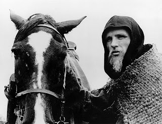 Russian Actor Anatoliy Solonitsyn as Andrei Rublev