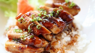 Resep Cara Memasak Ayam Teriyaki Khas Jepang