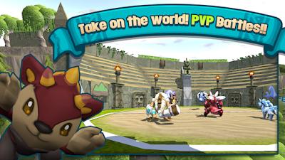 Free Download Terra Monsters 3 v15.5 APK