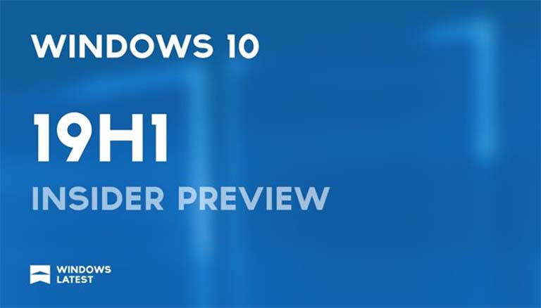 Kini Windows 10 Build 18262 Telah Tersedia Untuk Insiders Dengan Fitur Baru
