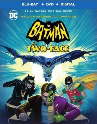 Batman vs Two-Face Movie