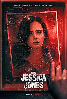 Jessica Jones S03 Dual Audio Series 720p HDRip HEVC x265