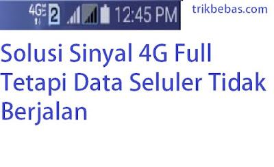 sinyal 4G LTE Smartfren Full Tetapi Data Seluler Tidak Muncul, mengatasi, Solusi Kartu Smartfren 4G LTE Tidak Mau Muncul Sinyal Data Seluler di Android, GSM, oppo, vivo, oppo, smartfren, evercoos, asus, nokia, xiaomi, htc,