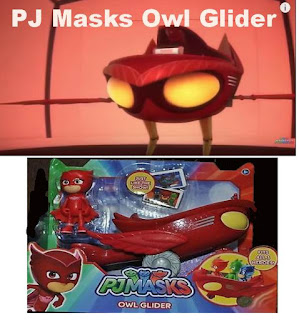 pj masks mobile vehicle, PJ Masks Cat Car, PJ Masks Owl Glider, PJ Masks Gekko Mobile