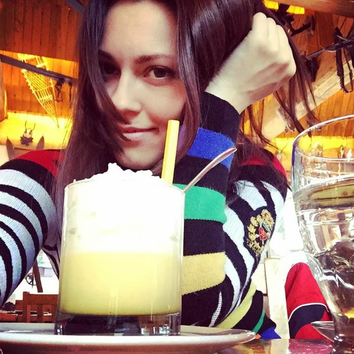 Nejlepším nápojem ve Špindlerově Mlýně je Bombardino