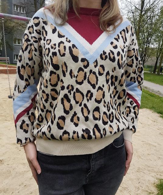 sweter panterka