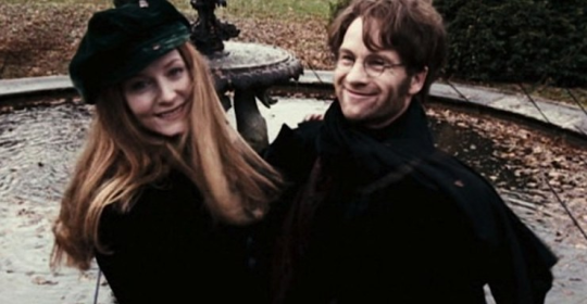 As mães em Harry Potter