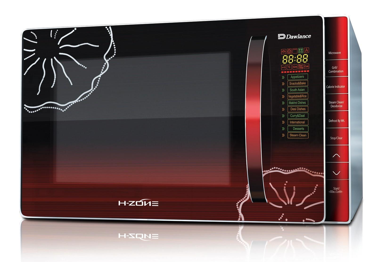 Technology Pak Dawlance Introduces Dw115 Chz Microwave Oven