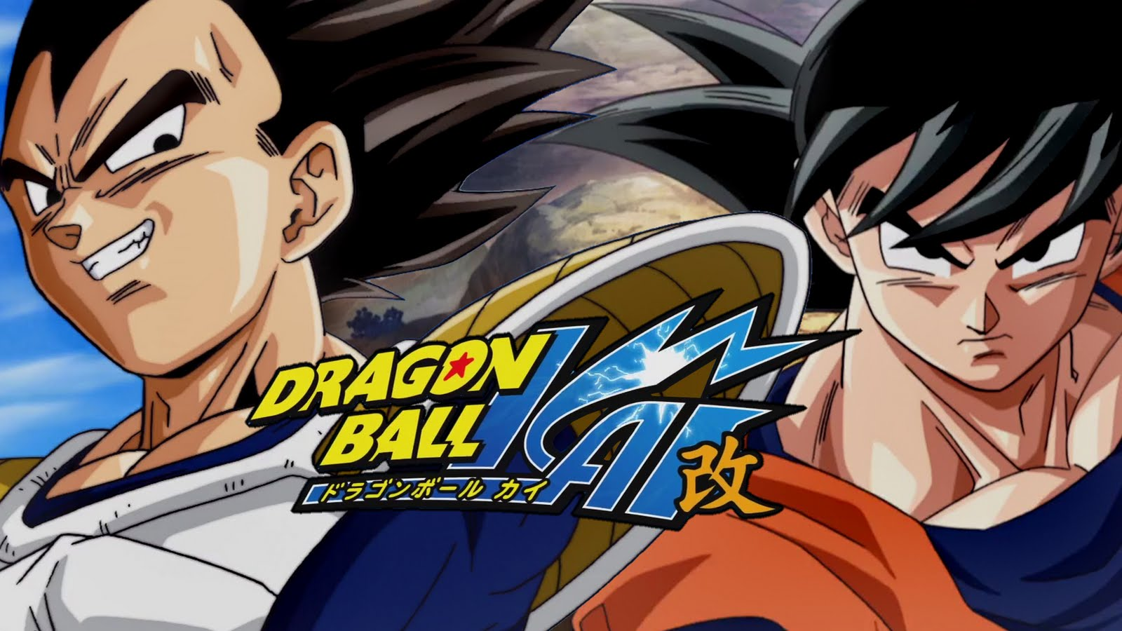 Ver Dragon Ball Kai Online