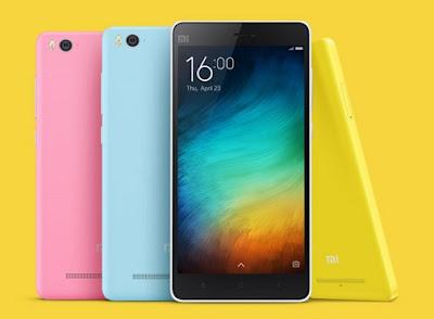 Spesifikasi Dan Harga Xiaomi Mi4i Dengan Porosesor Quad-core 1.7 GHz