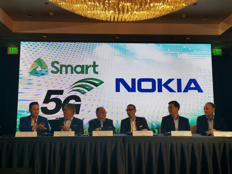 Smart, Nokia to Deploy 5G Standalone Solutions in Universities