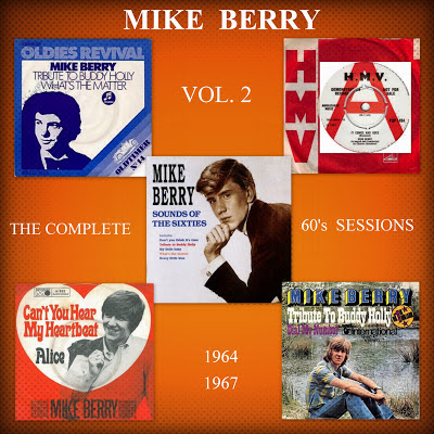 Mike Berry - Complete Sixties Sessions Vol.2