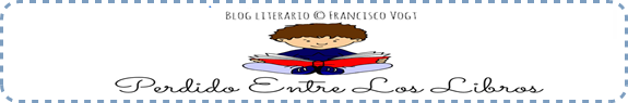 """Blog """"Perdido entre los libros"""""""