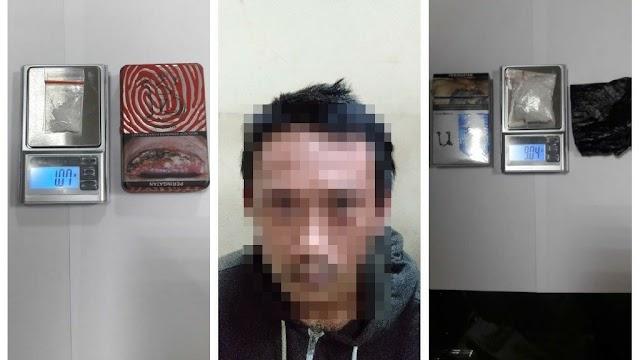 Tidak Butuh Waktu Lama, Pengedar Narkoba Berhasil Dibekuk Polresta Tangerang