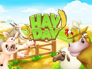 Tips Trik Bermain Game Hay Day Android agar cepat naik level