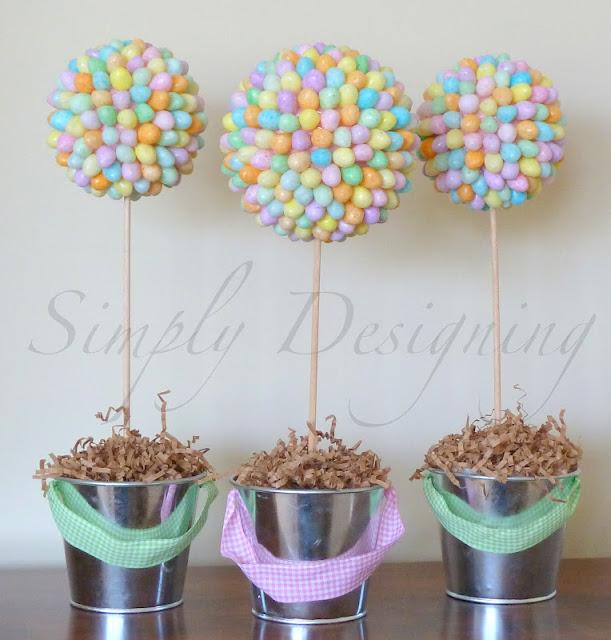 Jelly Bean Topiary 01 12 Hoppin' Easter Ideas 29