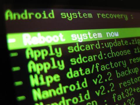 شرح عمل Recovery mode للاندرويد دون استخدام الحاسبة