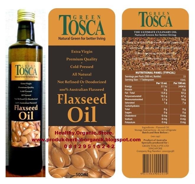 4 Manfaat Mengonsumsi Flaxseed
