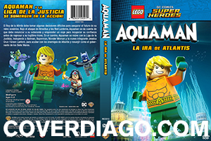 Lego DC Aquaman Rage of Atlantis - La Ira de Atlantis