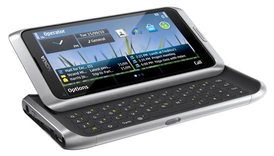 Nokia E-Series Business Phones E6 E7 E5 Prices Specs
